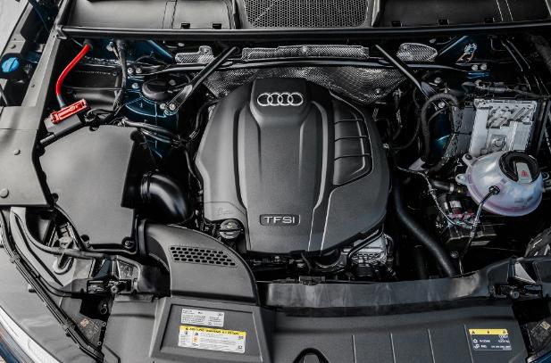 2021 Audi Q5 Engine