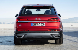 2021 Audi Q7 Exterior - 2021 Audi