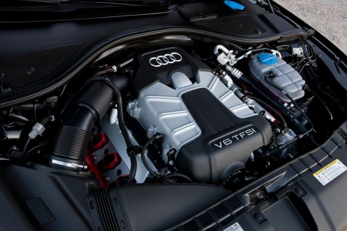 2021 Audi A7 Engine