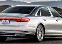 2021 Audi A8 Exterior