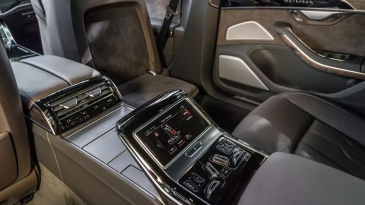 2021 Audi A8 Interior