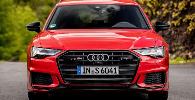 2021 Audi S6 Exterior