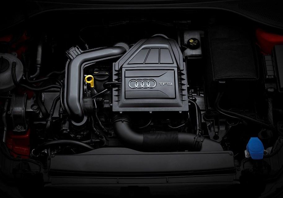 2021 Audi A3 Engine