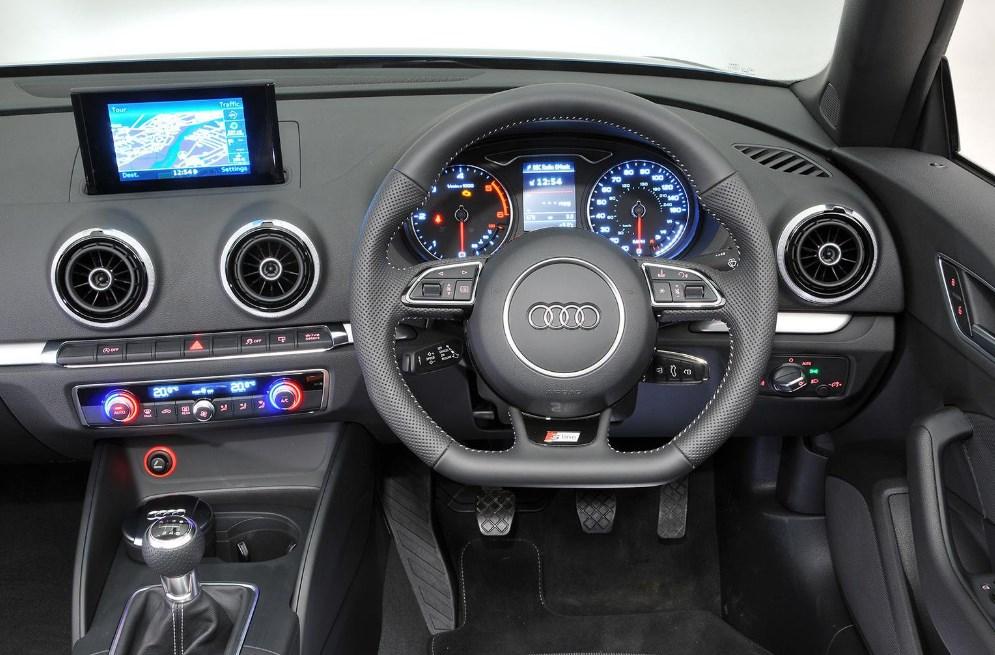 2021 Audi A3 Interior