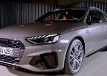 2021 Audi A4 Exterior