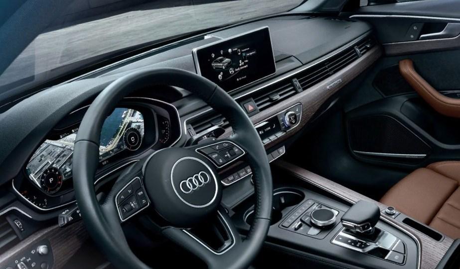 2021 Audi A4 Interior