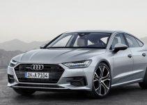 2021 Audi A7 Exterior