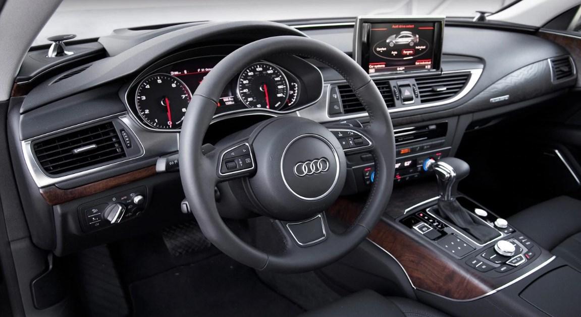 2021 Audi A7 Interior