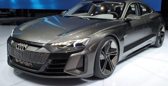 2021 Audi E Tron Exterior