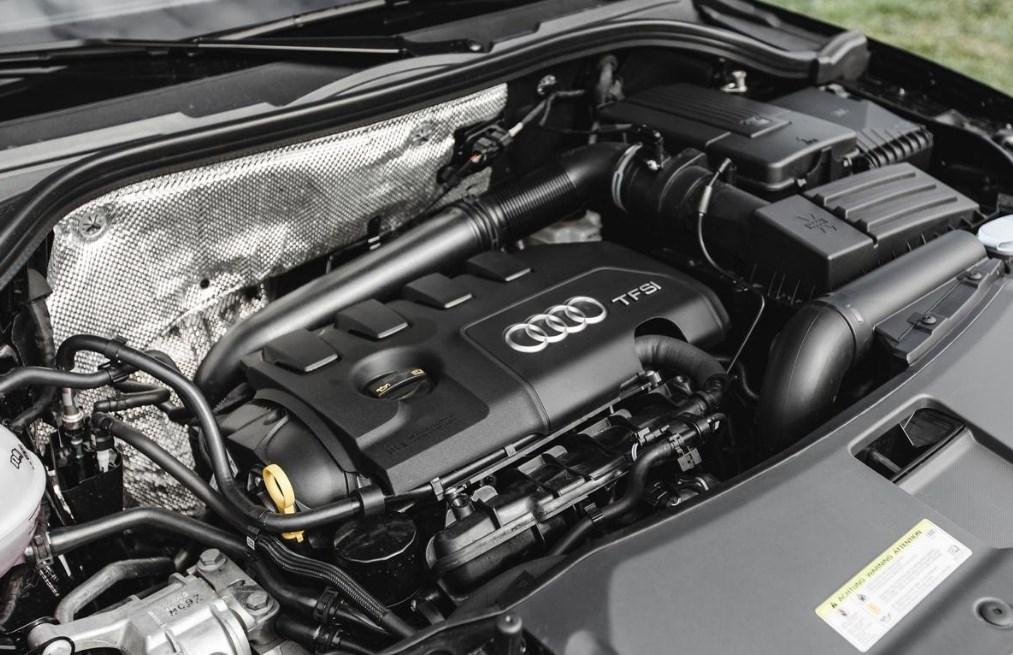 2021 Audi Q3 Engine