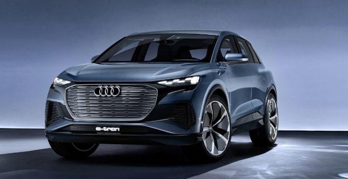 2021 Audi Q4 Exterior