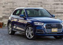 2021 Audi Q5 Exterior