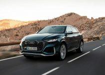 2021 Audi Q8 Exterior