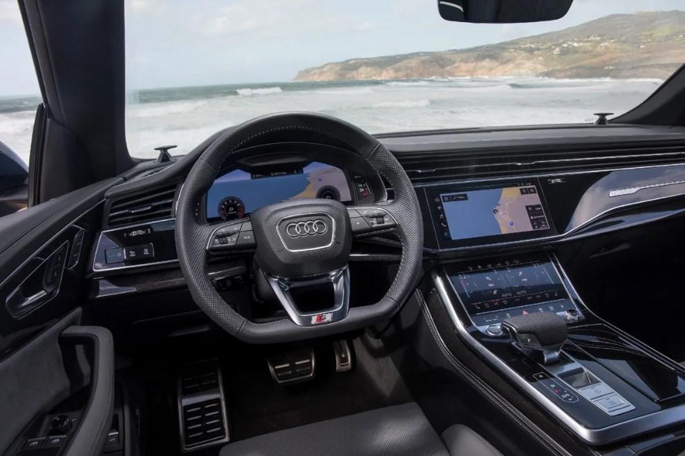 2021 Audi Q8 Interior