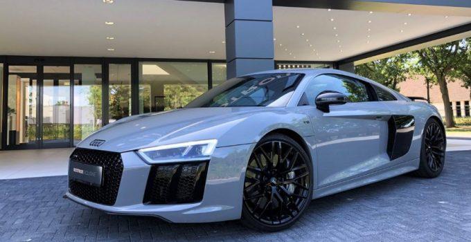 2021 Audi R8 Exterior