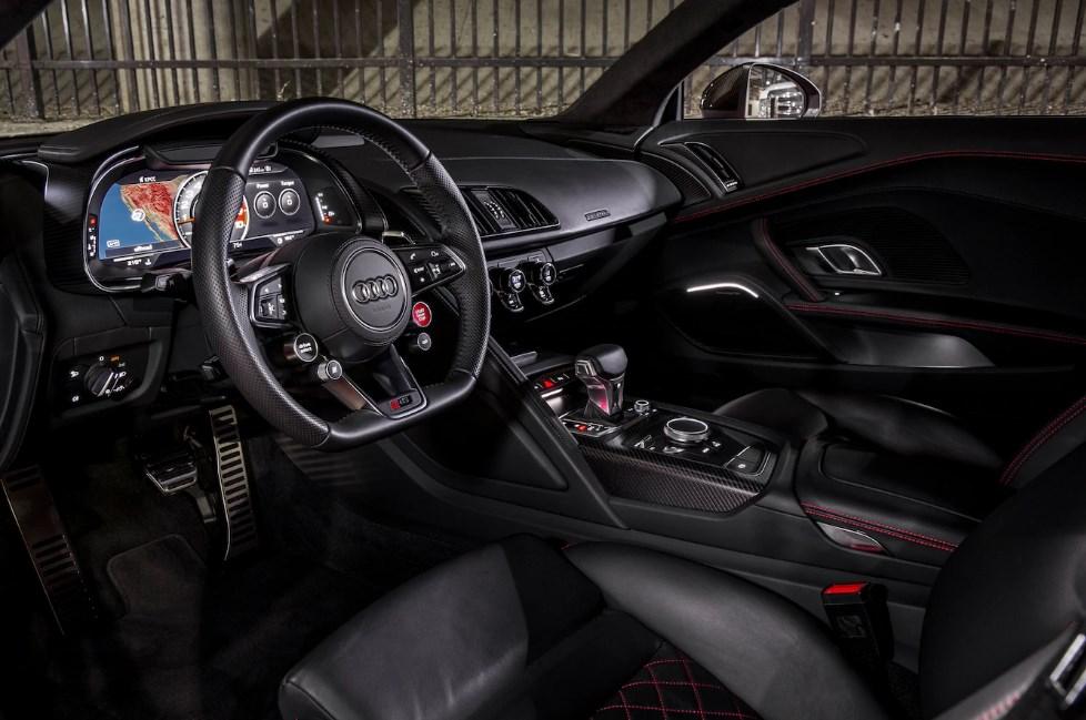 2021 Audi R8 Interior