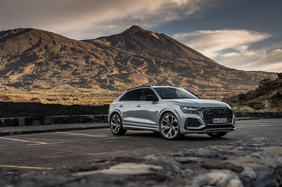 2021 Audi RS Q8 Exterior