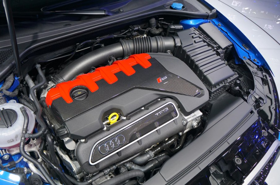 2021 Audi RS3 Engine