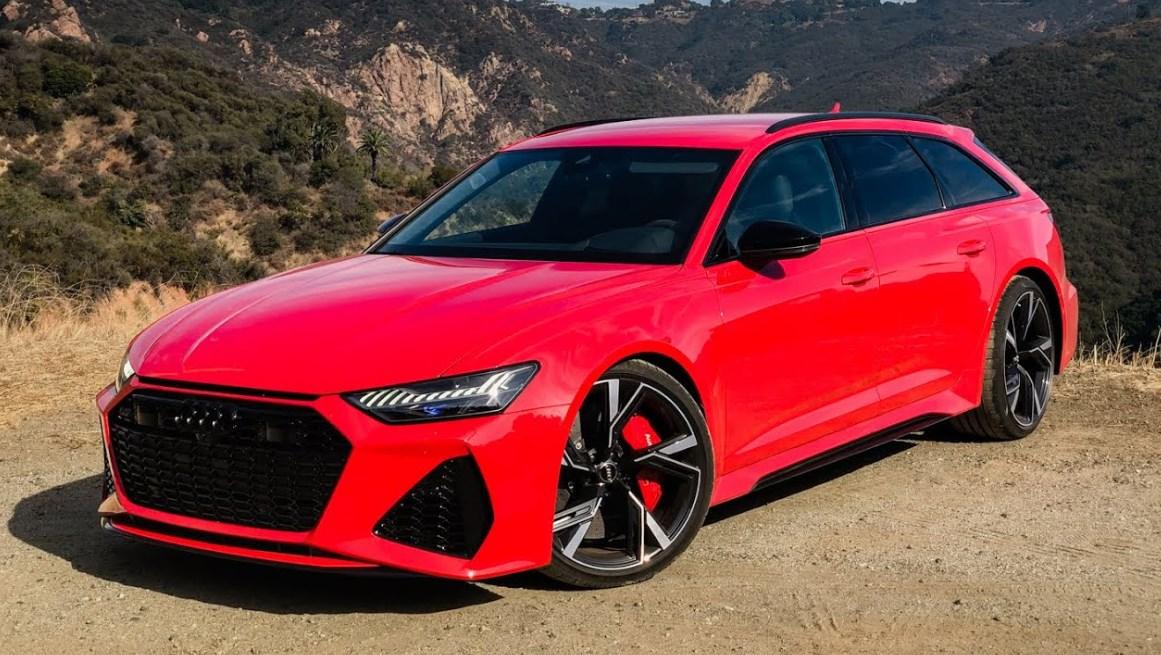 2021 Audi RS6 Exterior