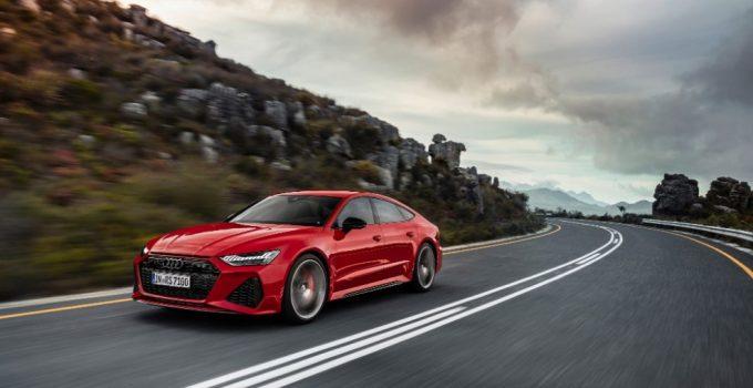 2021 Audi RS7 Exterior