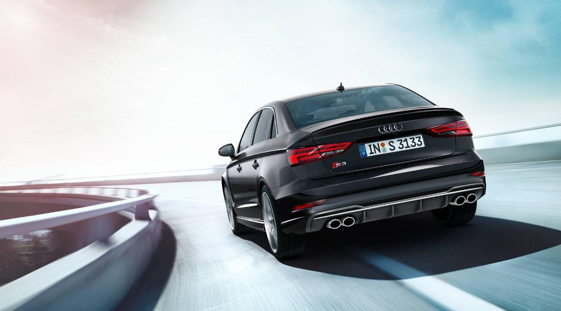 2021 Audi S3 Engine