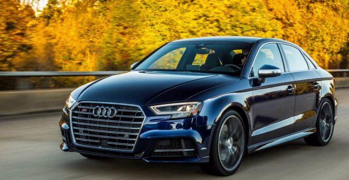2021 Audi S3 Exterior