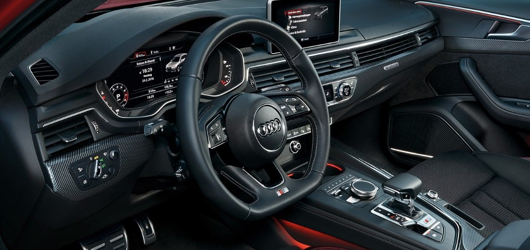 2021 Audi S4 Interior