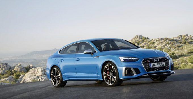 2021 Audi S5 Exterior