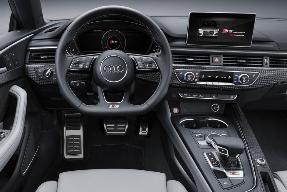 2021 Audi S5 Interior