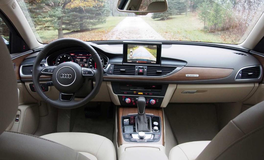 2021 Audi S6 Interior