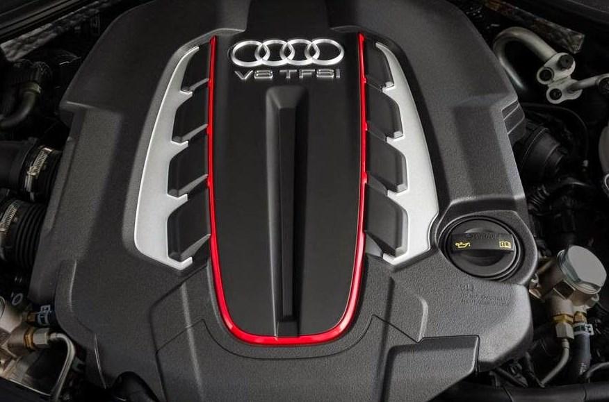 2021 Audi S7 Engine
