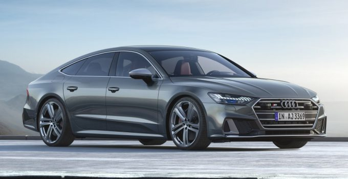2021 Audi S7 Exterior