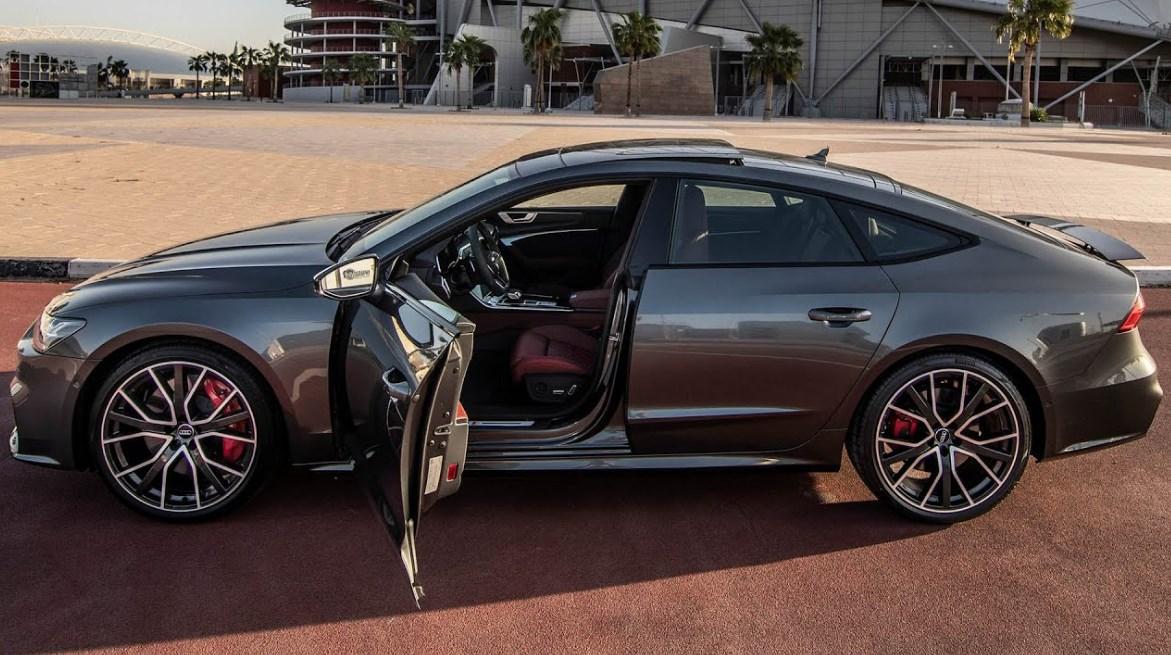 2021 Audi S7 Interior