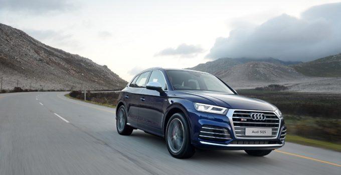 2021 Audi SQ5 Exterior