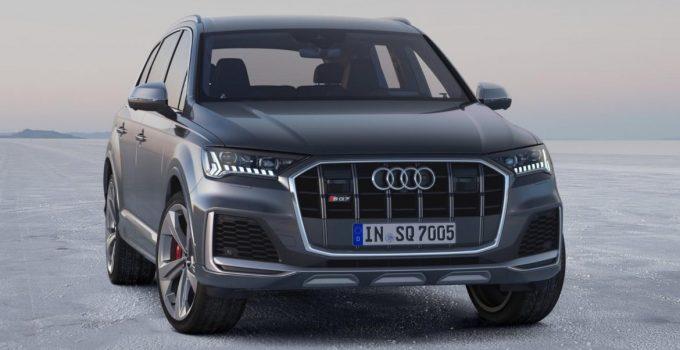 2021 Audi SQ7 Exterior