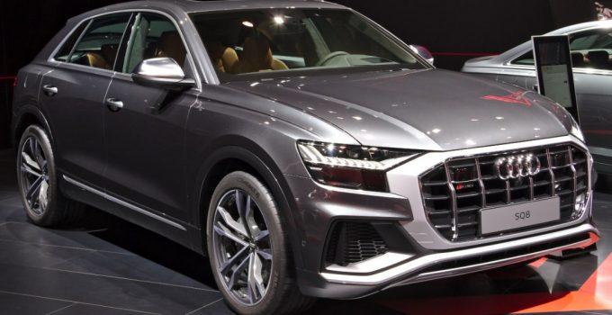 2021 Audi SQ8 Exterior