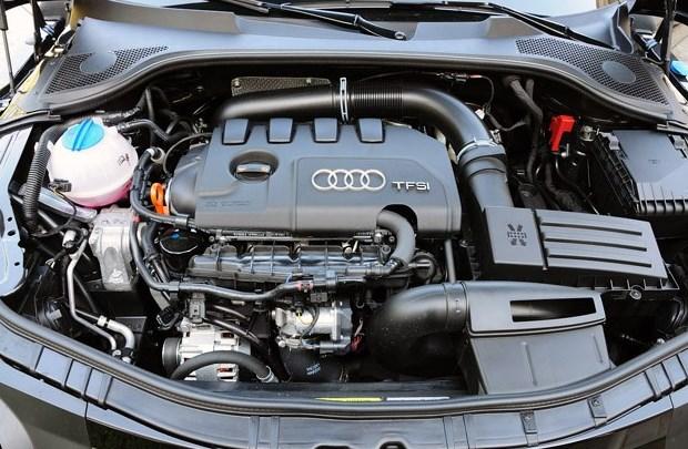 2021 Audi TT Engine