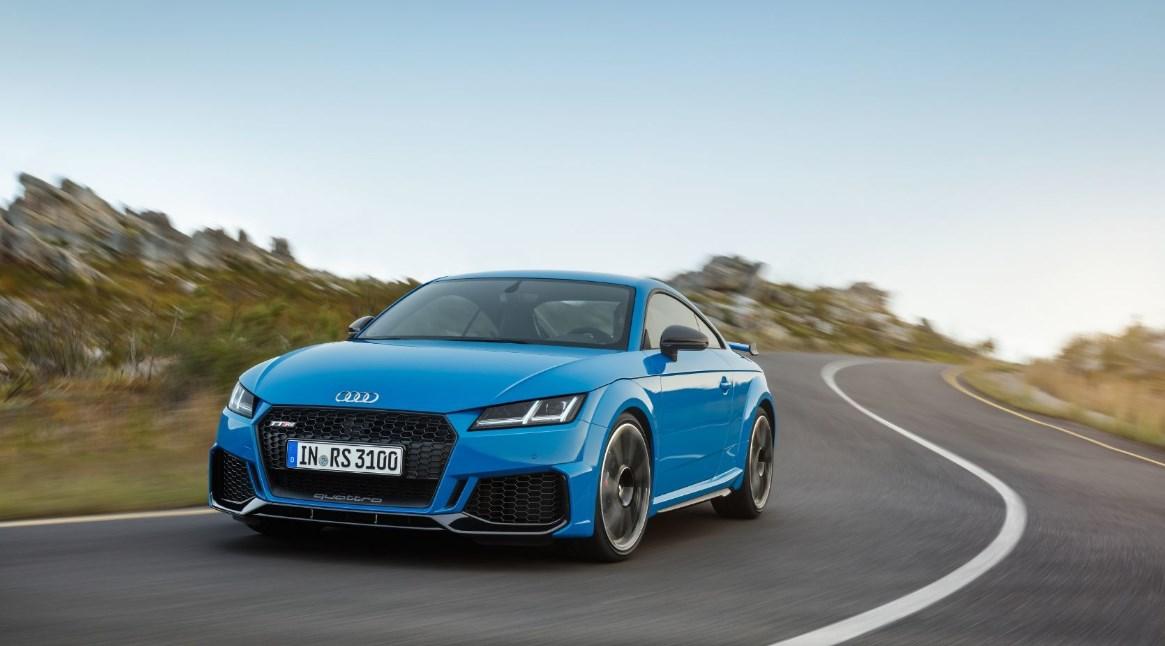 2021 Audi TT Exterior
