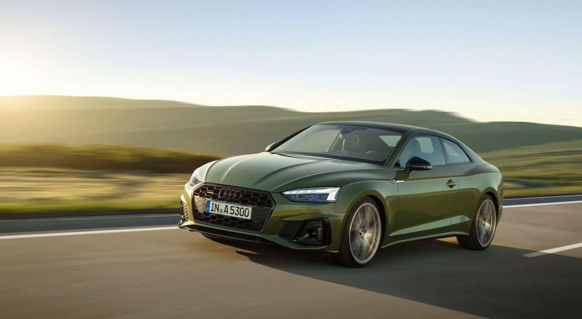 2021 Audi A5 Exterior