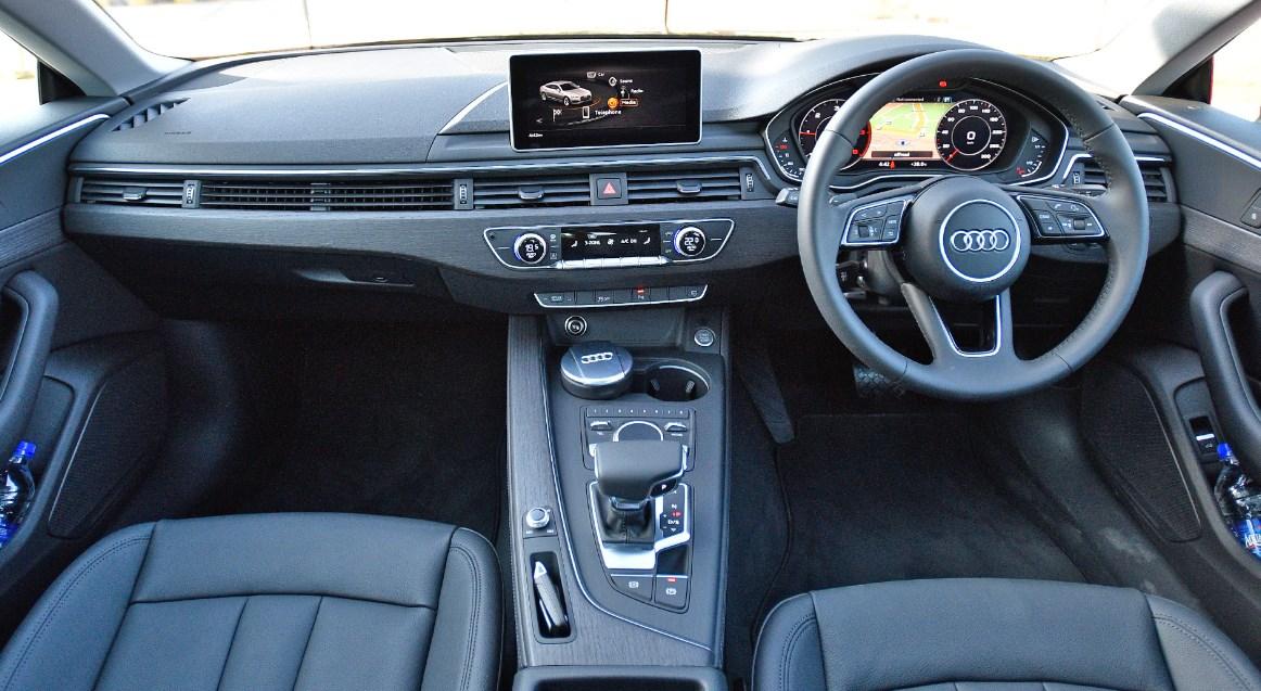 2021 Audi A5 Interior