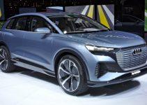 2021 Audi Q4 E-tron Exterior