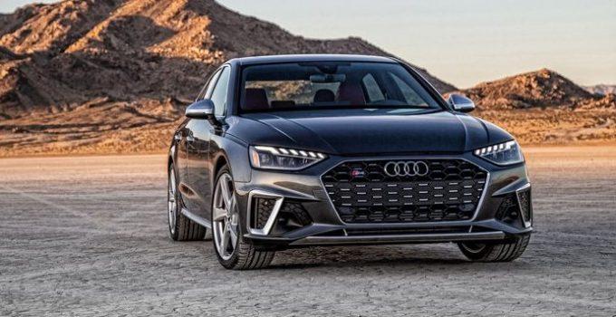 2021 Audi S4 Exterior