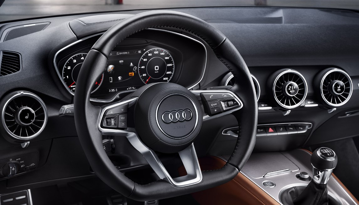 2021 Audi TT Interior