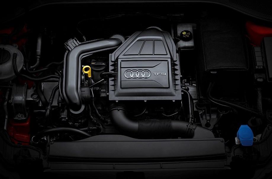 2022 Audi A3 Engine