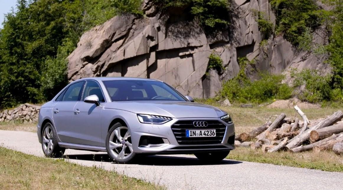 2022 Audi A4 Exterior