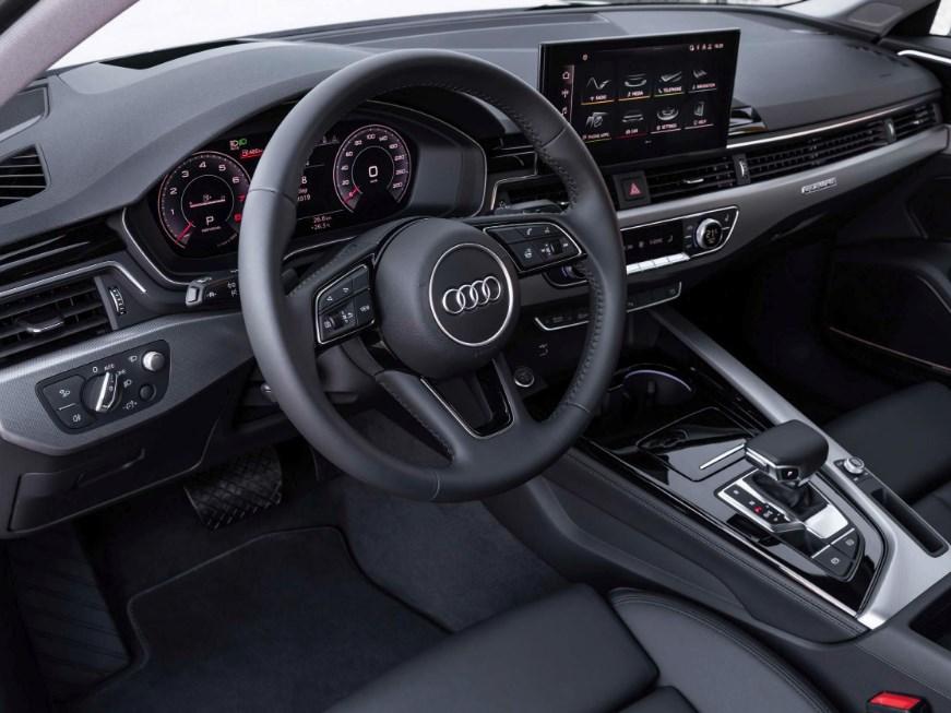 2022 Audi A4 Interior