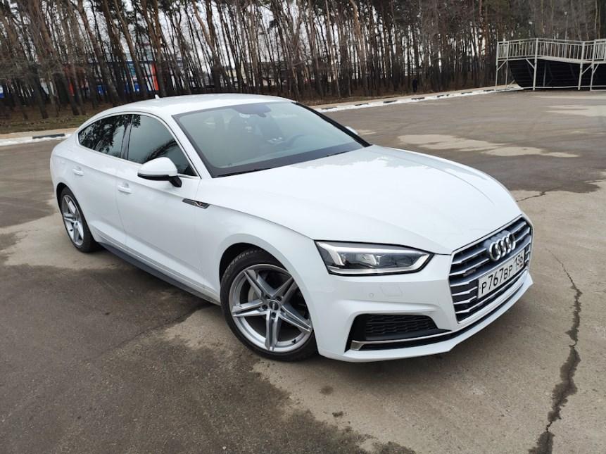 2022 Audi A5 Exterior