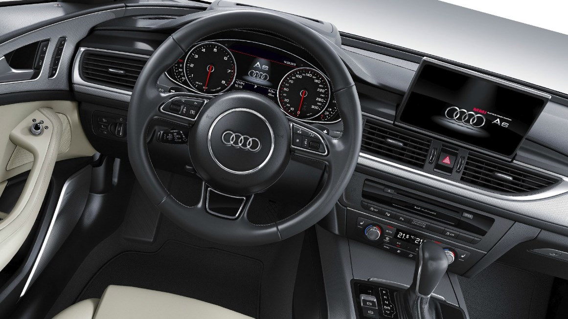 2022 Audi A6 Interior