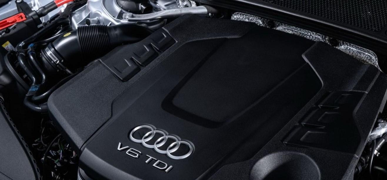 2022 Audi A7 Engine