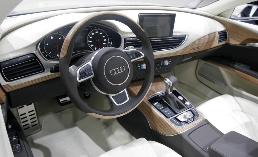 2022 Audi A7 Interior